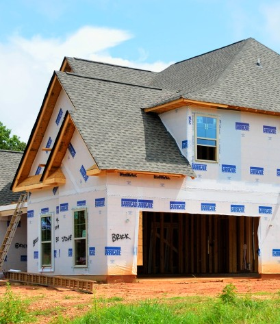 Residential Home Builder Construction by CFDG