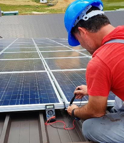 Solar Contractor CFDG